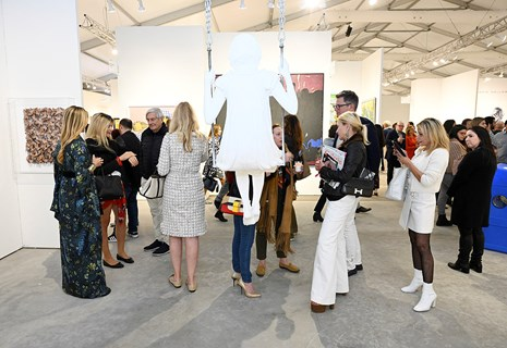 Art Miami Photo Gallery