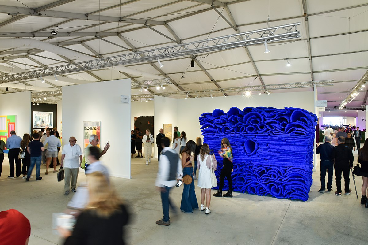Art Miami Application to Exhibit