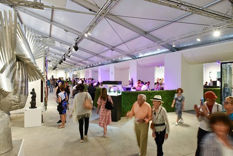 Apply for VIP Status at Art Miami
